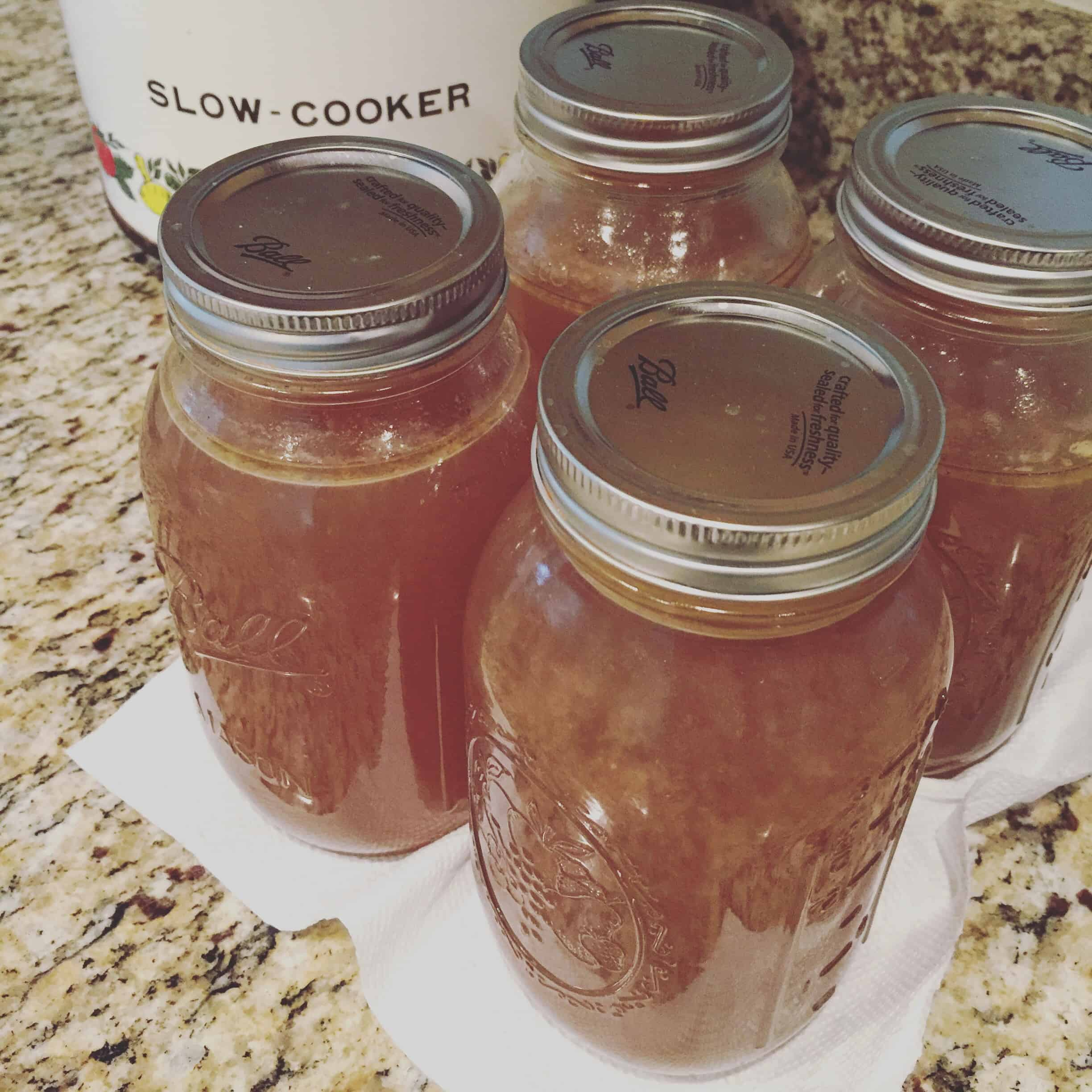 rotisserie chicken bone broth