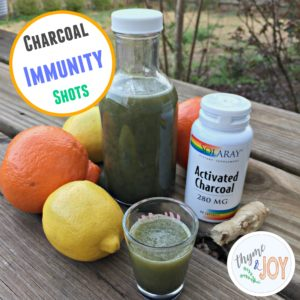 These charcoal immunity shots are simple blend of ginger, lemon, orange and charcoal which helps digestion, nausea, and boosts your immune system. Valerie Skinner. Personal chef