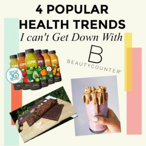 4 Healthy Living Trends from Valerie Skinner of Thyme + JOY