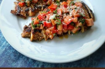 Balsamic Bruschetta Chicken