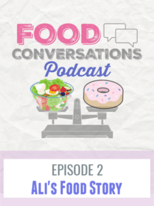 In Episode 2 - Alis Food Story, we dive deep into the story about her relationship like with food growing up and how it shaped the life she lives today. #intuitiveeating #bodypositivity #haes #bopo #diet