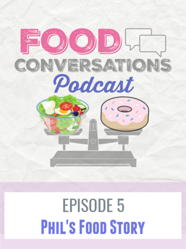 In Episode 5 - Phils Food Story, we dive  into the story about his relationship with food growing up, in adult life and how he is able to use social media as a positive tool in his life. #podcast #foodconversationspodcast