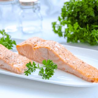 7 Minute Salmon