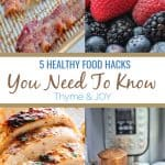 5 Healthy Food Hacks You Need To Know