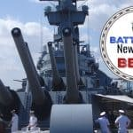 uss battleship nj video
