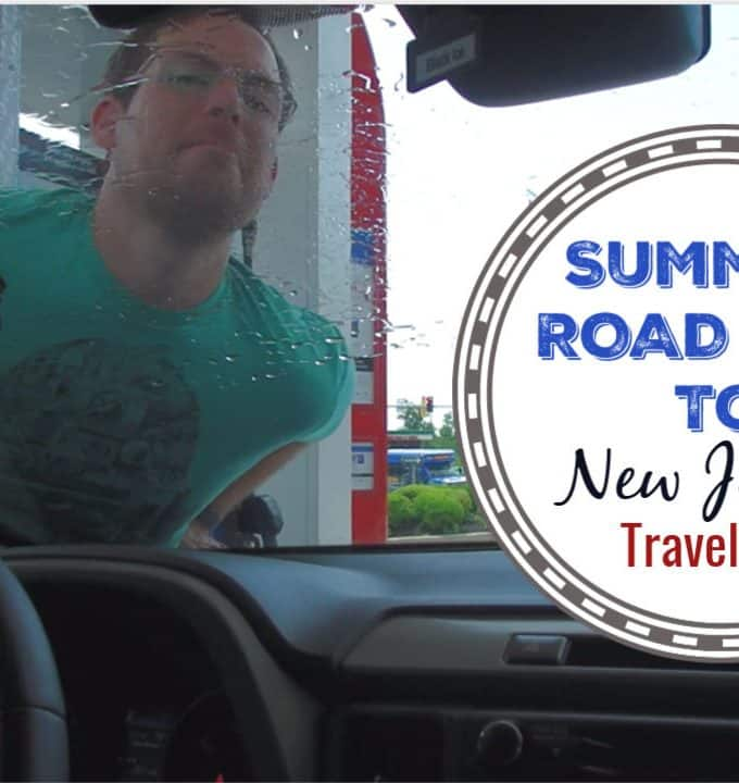 Summer Road Trip to NJ 2019: Mike and I plus Meeko set out to travel to my hometown in NJ to spend time with family for a few days.