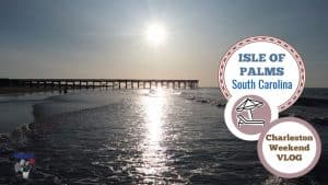 isle of palms sc charleston weekend vlog