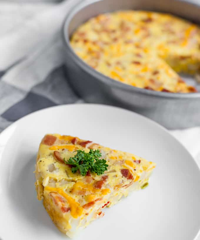 instant pot breakfast casserole