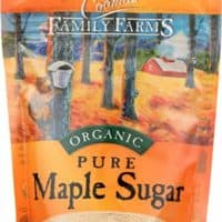 Coombs Family Farms Organic Pure Maple Sugar,