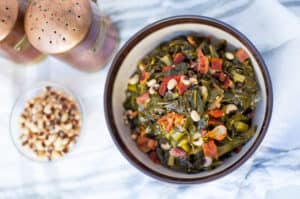 instant pot collard greens