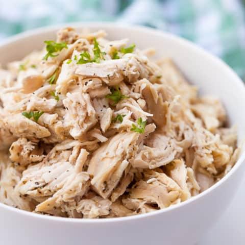All Purpose Shredded Chicken