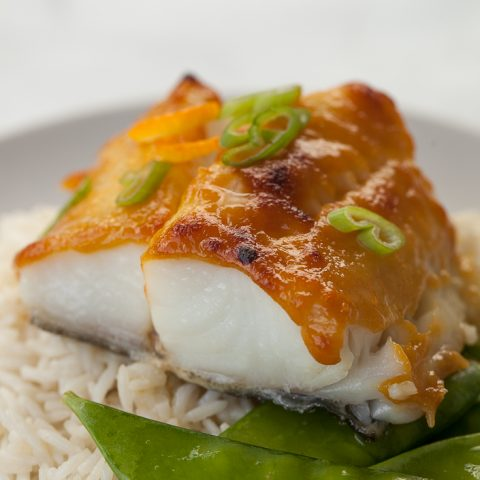 Baked Miso Butterfish