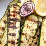 how to grill zucchini