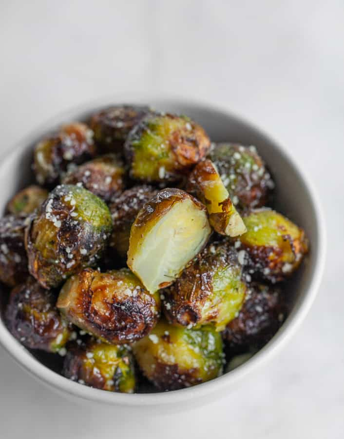 air fryer frozen brussel sprouts