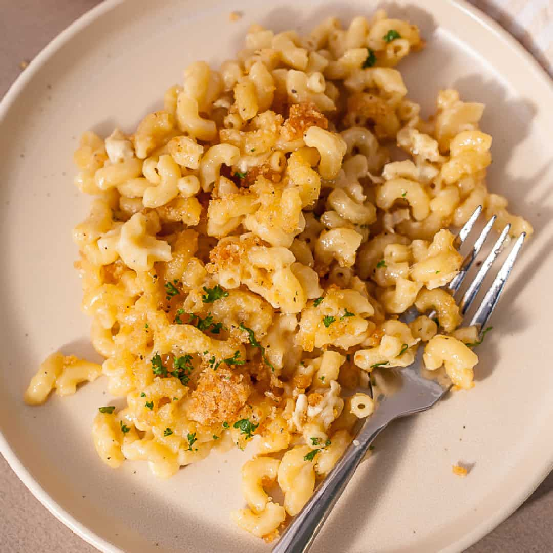 brie mac and cheese