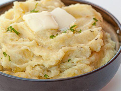 sous vide mashed potatoes