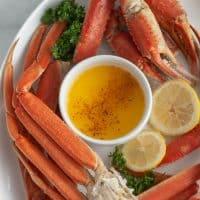 instant pot crab legs